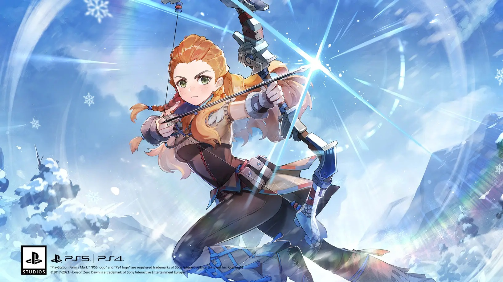 Genshin Impact: Update 2.1 presented - with Aloy from Horizon