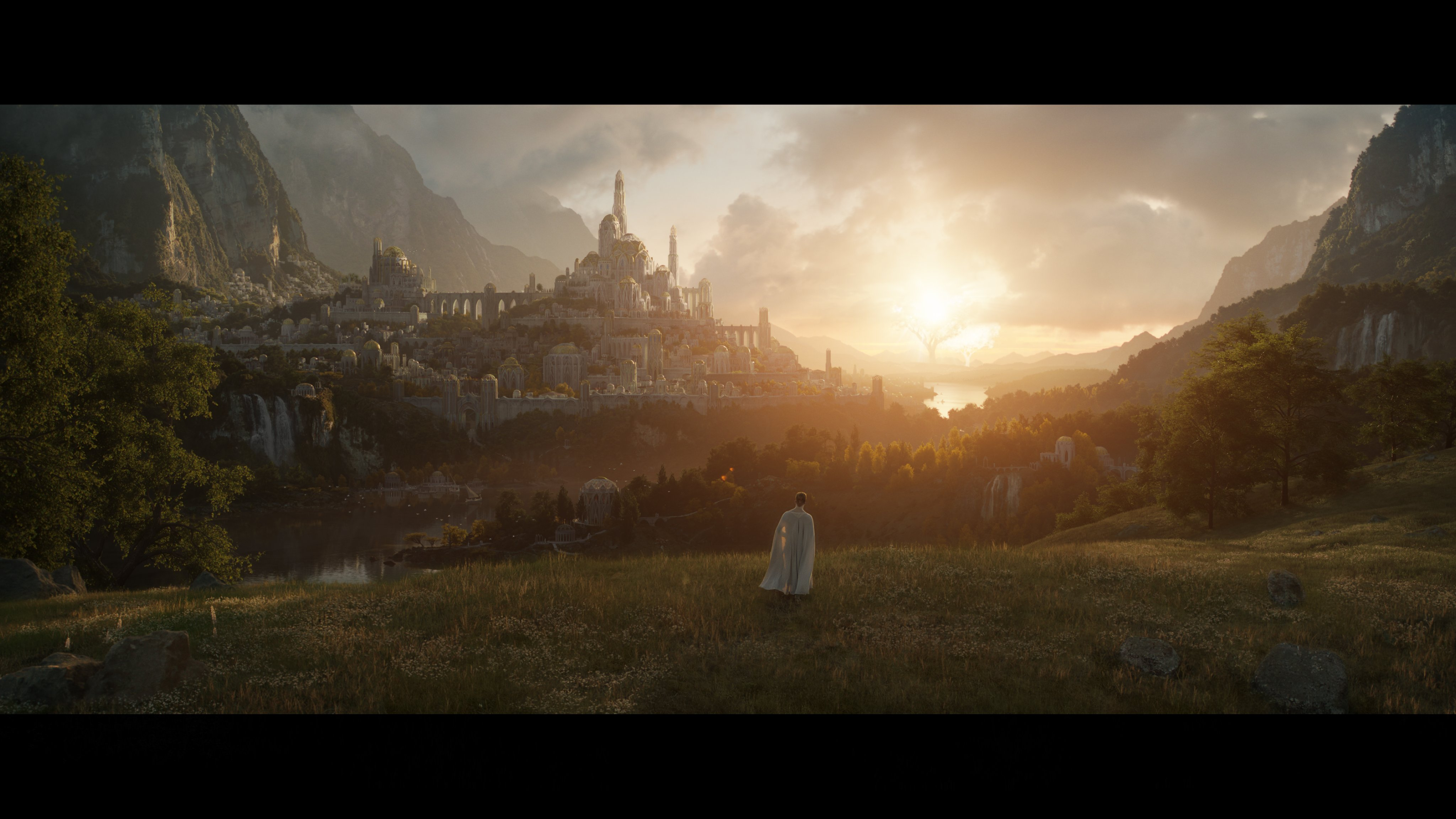 The Lord of the Rings: Second season of the Amazon series changes location