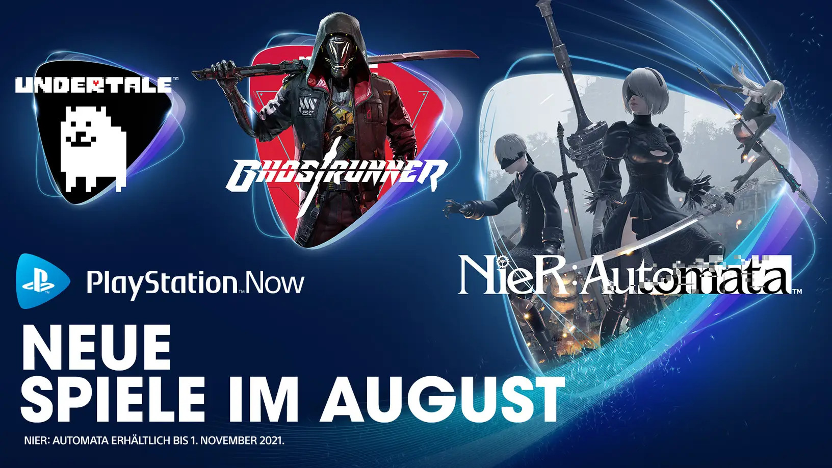 PlayStation Now: These games are waiting for you in August 2021