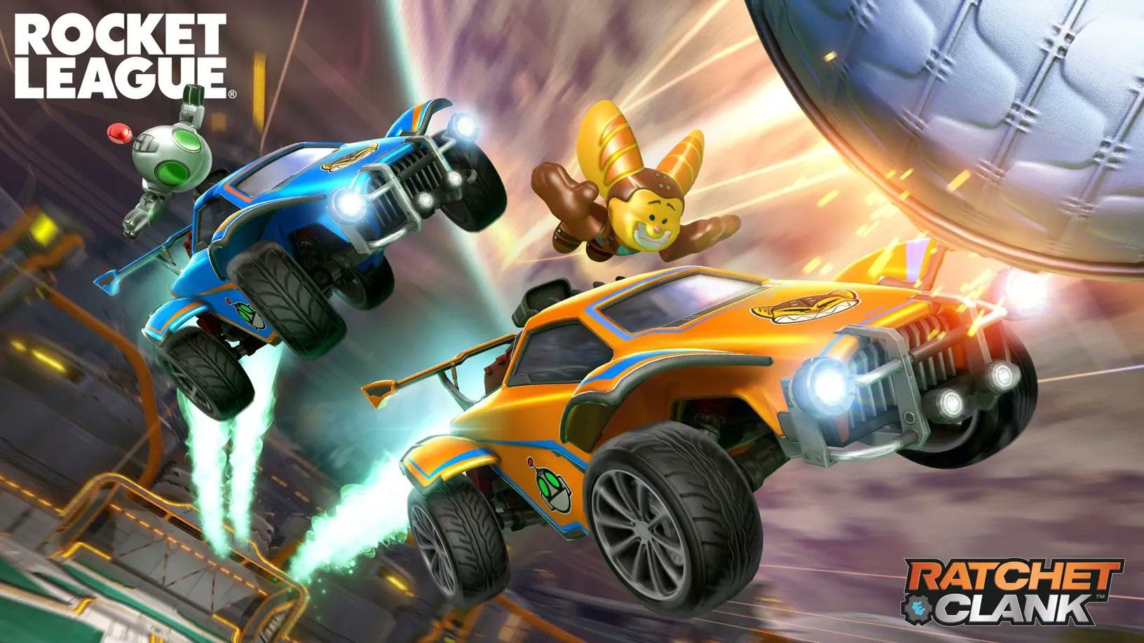 Rocket League: PS5 version is coming + free Ratchet & Clank bundle