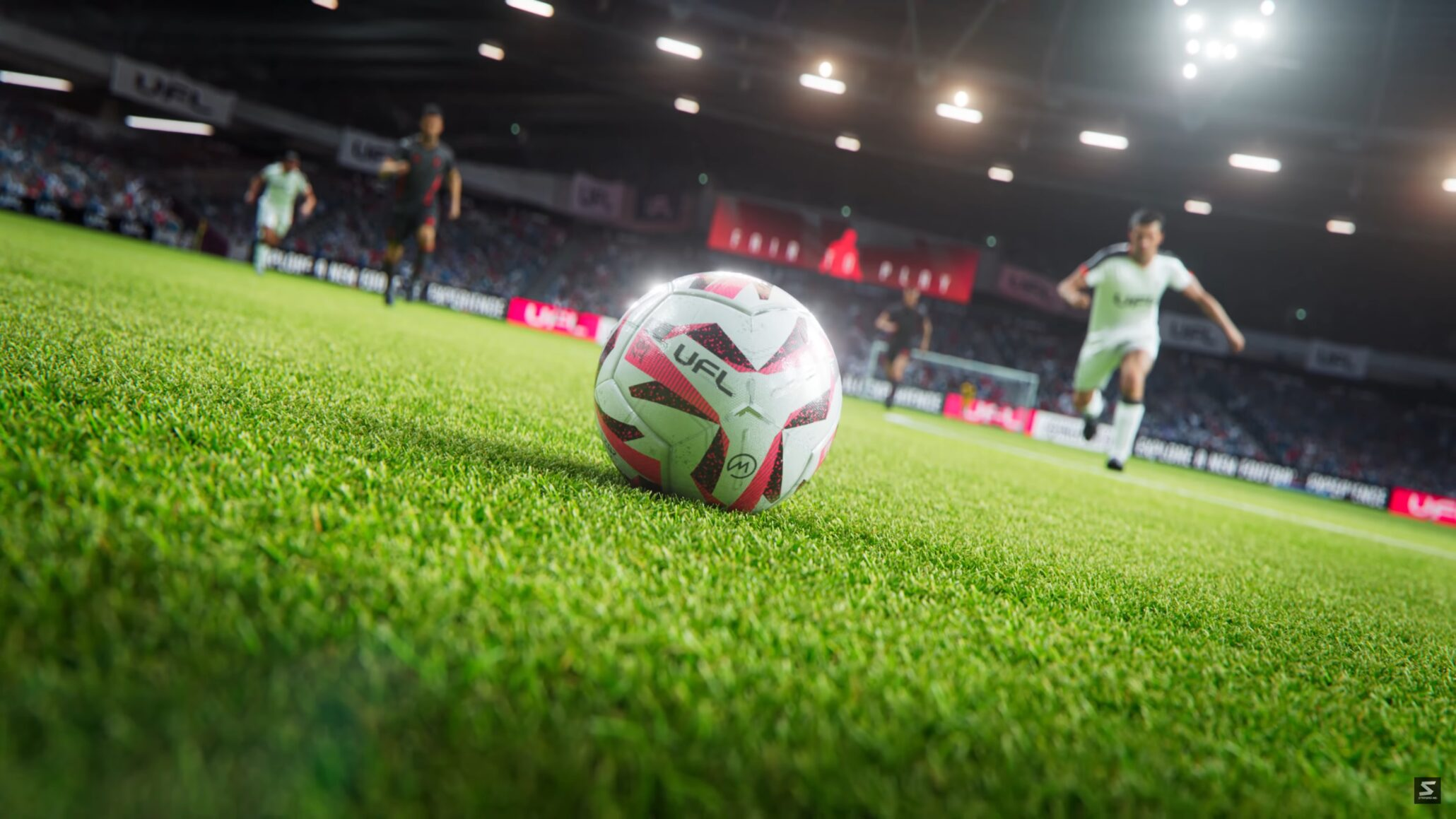 UFL: New football simulation wants to compete with FIFA and eFootball