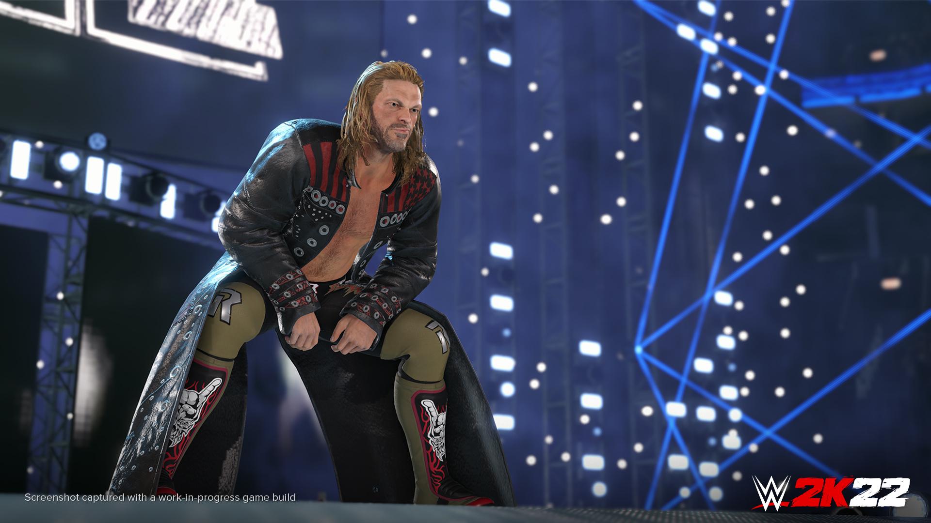 WWE 2K22: New Trailer Reveals Release Period