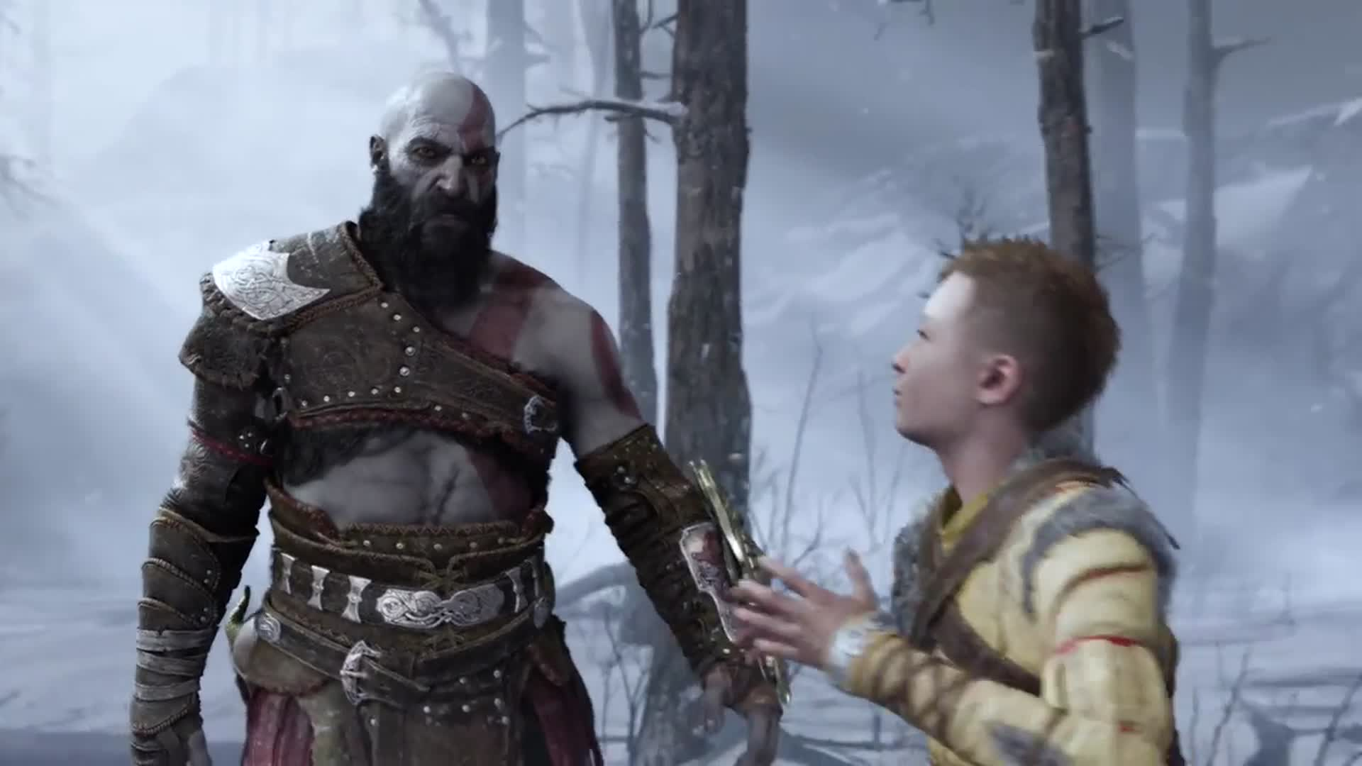 God of War Ragnarök: Trailer shows the first gameplay scenes for the new Kratos adventure, GTA 5: New trailer for the technically improved version for PS5 and Xbox Series X / S and much more. - The most popular videos of the week
