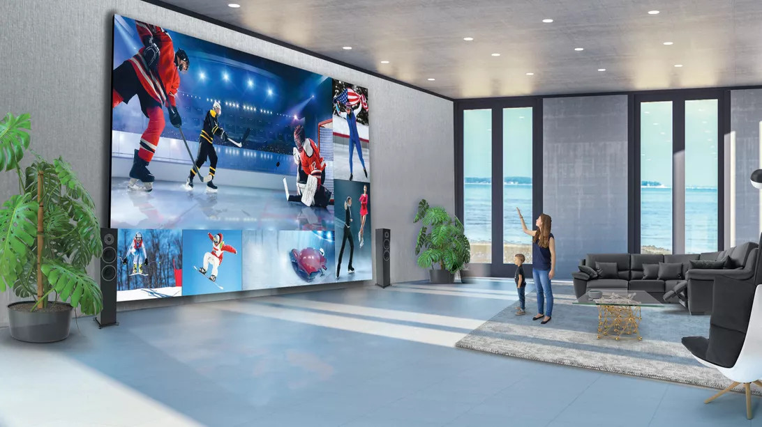 1.4 million euros for a television: LG announces killer device
