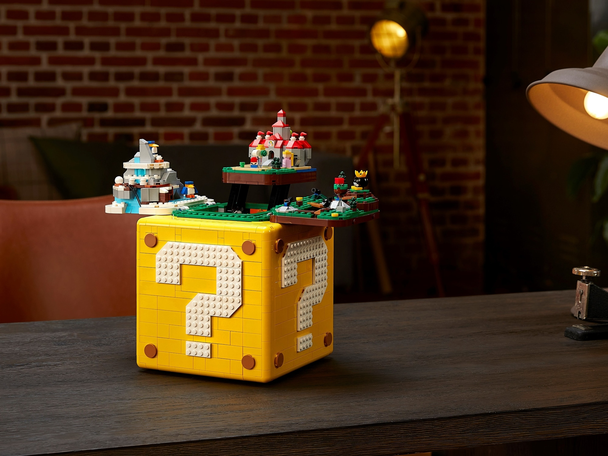 Super Mario 64: the Nintendo classic gets a Lego set!