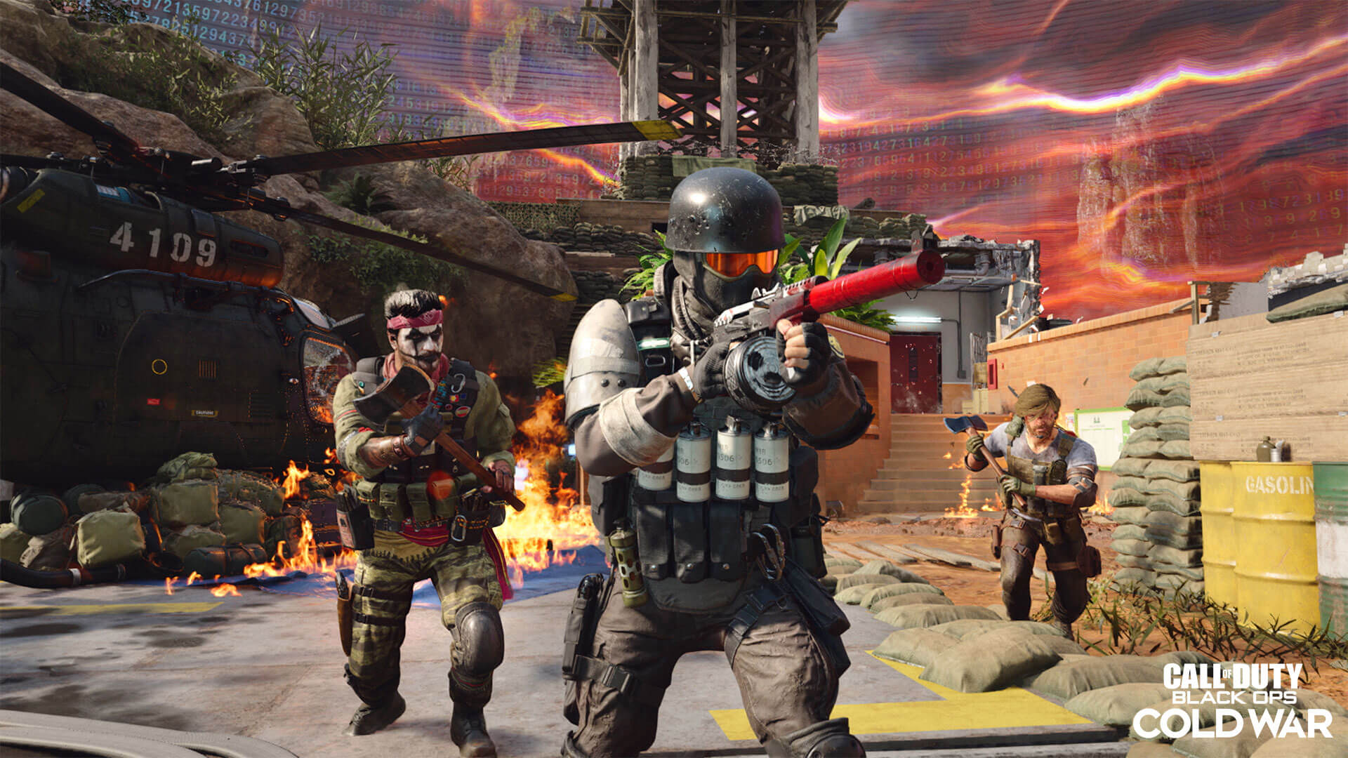 Call of Duty Black Ops Cold War & Warzone: Roadmap for Season 6 - that's in the update