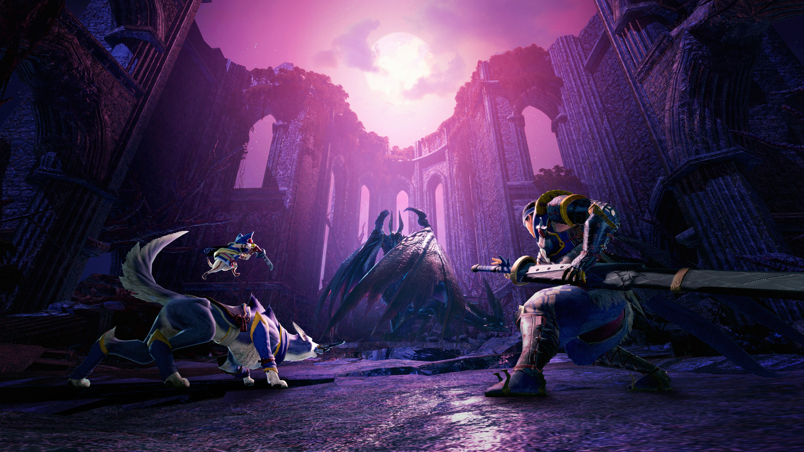 MH Rise: Expansion Sunbreak brings old friends and new enemies