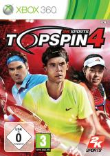Top Spin 4: PS3-Version mit PlayStation Move-Support - Ohne Kinect auf Xbox 360