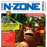N-ZONE 6/13: Donkey Kong Country Returns 3D für 3DS im Test + Luigi's Mansion 2 Tipps-Special