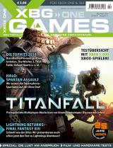 XBG Games 03-04/14 mit Titelstory Titanfall + Lightning Returns: Final Fantasy XIII im Test