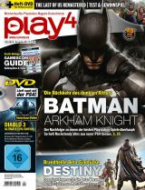 play4 9/14 mit Batman: Arkham Knight, Destiny, The Last of Us Remastered und Gamecom-Guide