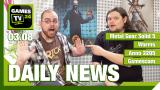 Video-Newsüberblick: Metal Gear Solid 5, Worms, Anno 2205 und mehr