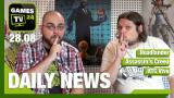 Video-Newsshow: Headlander, Assassin's Creed, HTC Vive