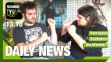 Star Wars: Battlefront. Overwatch, Rocket League, The Witcher 3 - Video-Newsshow: Games TV 24 Daily vom 13.10.2015