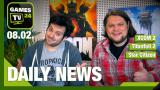 XCOM 2 Probleme, Titanfall 2, H1Z1 Splitting - Video-News vom 8. Februar