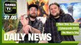 Xbox One Scorpio, Cyberpunk 2077, No Man's Sky - Video-News vom 27. Mai