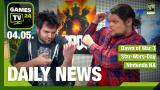 Dawn of War 3, Star Wars Day, Nintendo NX, Dishonored 2 - Video-News vom 4. Mai
