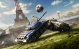 Panzerfußball zur EM 2016: WoT meets Rocket League