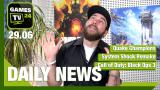 Quake Champions, System Shock Remake, Call of Duty: Black Ops 3 - Video-News vom 29. Juni