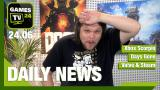 Days Gone, Xbox Scorpio, BÄM!, The Banner Saga 2 - Video-News vom 24. Juni