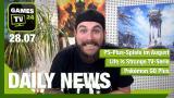 PS-Plus Gratis-Spiele, Life is Strange TV-Serie, Pokémon GO Plus - Video-News vom 28. Juli!