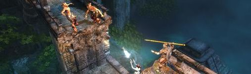Lara Croft and the Guardian of Light nutzt Steam-DRM - Angst vor Piraterie