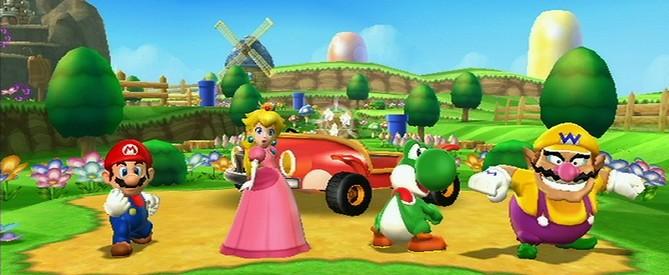Mario Party 9 Neue Screenshots Zum Wii Partyspiel
