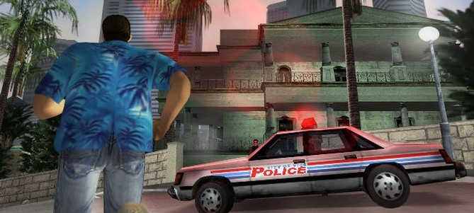 PlayStation Network - GTA 3 und GTA: Vice City als PS2 Classics